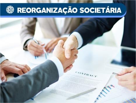 010 Reorganização Societária